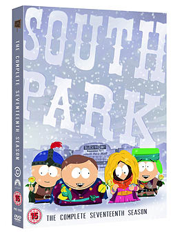 South Park: The Complete Seventeenth Season (DVD) DVD