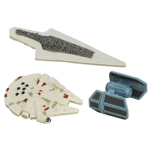 Buy Star Wars Rebels Micro Machines 3-Pack Space Escape | GAME