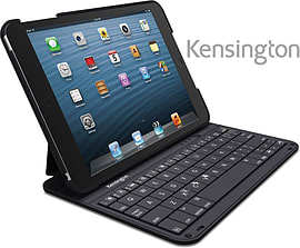 Genuine Kensington Bluetooth Keyboard Cover Stand for iPad MINI 3/2/1 UK Version Tablet