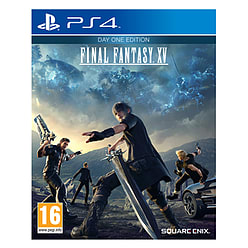 Final Fantasy XV Day One Edition PS4 Cover Art