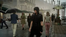 Final Fantasy XV Day One Edition screen shot 2