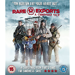 Rare Exports: A Christmas Tale (Blu-Ray) (C-15) Blu-ray