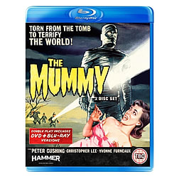 The Mummy (With 2 x DVD) (Blu-Ray) (C-12) Blu-ray