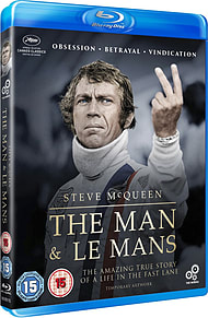 Steve Mcqueen: The Man & Le Mans (Blu Ray Blu-ray