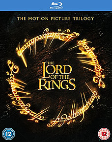 Lord of the Rings Trilogy (Blu-ray) Blu-ray