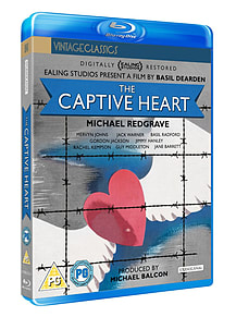 Captive Heart, The (Blu Ray) Blu-ray