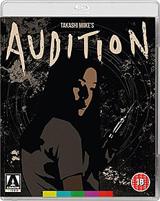 Audition (Blu Ray) Blu-ray