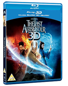 The Last Airbender 3D (Blu-Ray) (C-PG) Blu-ray