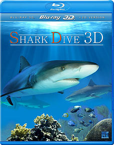 Shark Dive 3D (Blu-ray) (E) Blu-ray