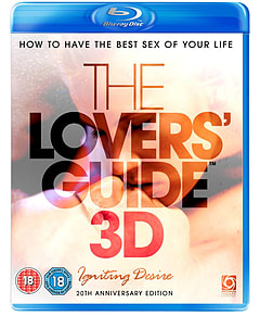The Lovers Guide 3D - Igniting Desire, Enjoy The Best S*x Of Your Life (Blu-Ray) Blu-ray