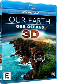 Our Earth, Our Oceans 3D (Blu-Ray) (E) Blu-ray