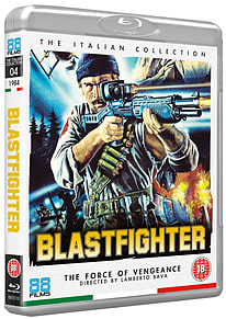 BLASTFIGHTER Blu-ray