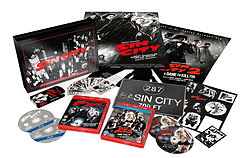 Sin City 1 & 2: Ultimate Killer Edition (Blu-Ray) (C-18) Blu-ray