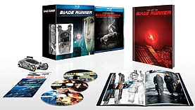 Blade Runner - 30th Anniversary Ultimate Collector's Edition (Blu-Ray) screen shot 1