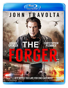 The Forger (Blu-ray) John Travolta Blu-ray