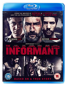 The Informant (Blu-Ray) (C-15) Blu-ray