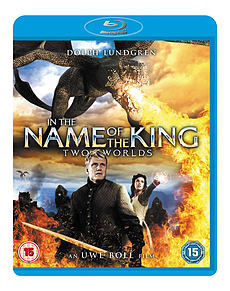 In The Name Of The King 2: Two Worlds: Lenticular Sleeve (Blu-Ray) (C-15) Blu-ray