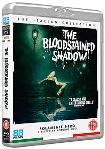 Bloodstained Shadow (Blu-Ray) (C-18) Blu-ray