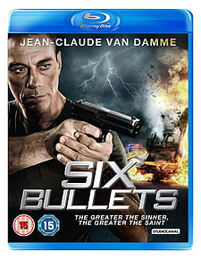 Six Bullets (Blu-Ray) Jean-Claude Van Damme (C-15) Blu-ray