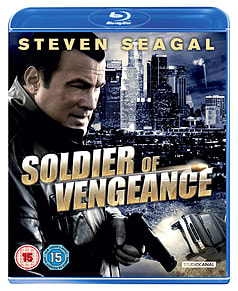 Soldier Of Vengeance (Seagal) (Blu-Ray) (C-15) Blu-ray