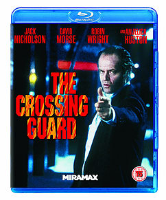 The Crossing Guard (Blu-Ray) Jack Nicholson (C-15) Blu-ray
