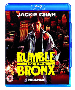 Rumble In The Bronx (Blu-Ray) Jackie Chan (C-15) Blu-ray
