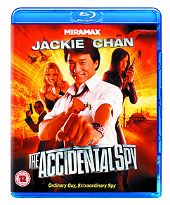 The Accidental Spy (Blu-Ray) Jackie Chan (C-12) Blu-ray