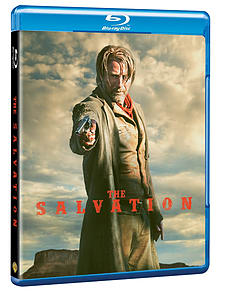 The Salvation (Blu-ray) Mads Mikkelsen Blu-ray