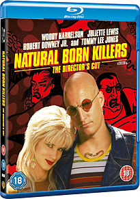 Natural Born Killers 20th Anniversary (Blu-Ray) (C-18) Blu-ray