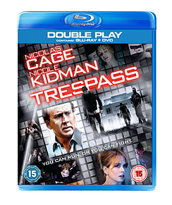 Trespass (Double Play) (Blu-Ray) (C-15) Blu-ray