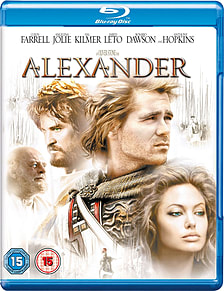 Alexander: Theatrical Cut (Blu-ray) (C-15) Blu-ray
