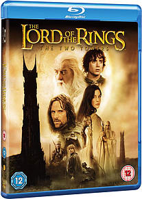 The Lord Of The Rings - The Two Towers (Blu-Ray) (C-12) Blu-ray