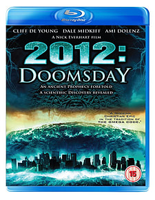 2012 - Doomsday (Blu-Ray) (C-15) Blu-ray