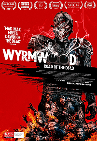 Wyrmwood: Road Of The Dead (Blu-Ray) Blu-ray