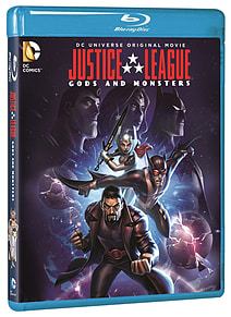 Justice League: Gods & Monsters (Blu Ray) Blu-ray