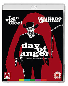 Day Of Anger (Blu-ray + DVD) (C-15) Lee Van Cleef and Giuliano Gemma Blu-ray