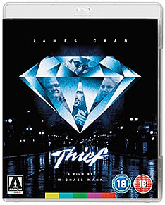 Thief Blu-ray) (C-18) Michael Mann Blu-ray
