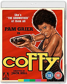 Coffy (Blu-ray) (C-18) Pam Grier Blu-ray