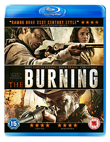 The Burning (Blu-Ray) Blu-ray