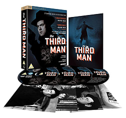 The Third Man: Limited Collector`s Edition Blu-ray