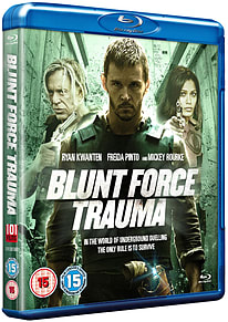 BLUNT FORCE TRAUMA [BLU-RAY] Mickey Rourke Blu-ray