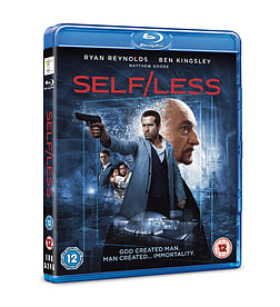 Self/Less (Blu-ray) Ryan Reynolds Blu-ray