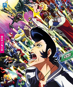 Space Dandy - Collector's Edition (13 Episodes) (Blu-Ray) (C-12) Blu-ray