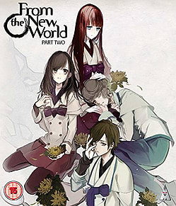 From The New World Part 2 (Blu-Ray) (C-15) Blu-ray