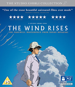 The Wind Rises (Blu-Ray) Studio Ghibli (C-PG) Blu-ray