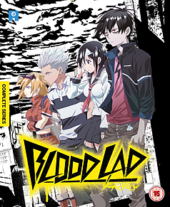 Blood Lad - Collector's Edition (Blu-Ray) (C-12) Blu-ray