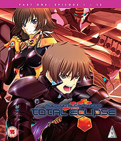 MUV-LUV ALT: TOTAL ECLIPSE PART 1 BD Blu-ray