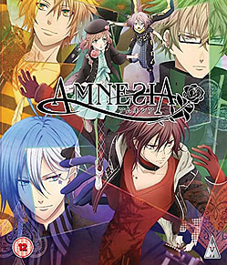 Amnesia Collection Bd (Blu-Ray) Blu-ray