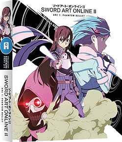 Sword Art Online Ii, Part 2 (Limited Edition) (BD + DVD) Blu-ray