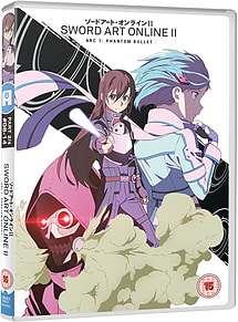 Sword Art Online Ii, Part 2 Dvd (DVD) Blu-ray
